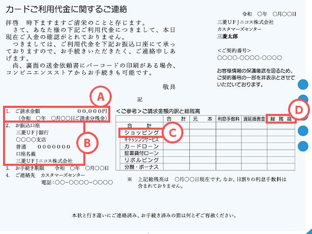 三菱ufjニコス 三菱ufj銀行 違い